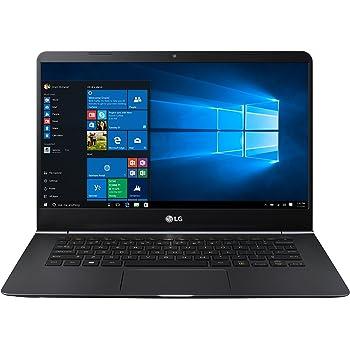 "LG 14Z960 - Portátil ultraslim de 14"" FullHD (Intel Core i5-6200U, 4 GB RAM, 256 GB SSD, Windows 10) Negro - Teclado QWERTY Español"