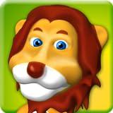Lion d'animal parlant