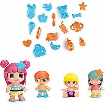 Famosa 700014101 Pinypon Babies & Figure Pack (4 figure)