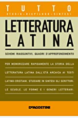 TUTTO Letteratura Latina Formato Kindle