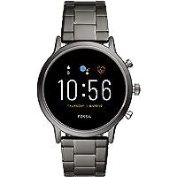 Fossil Herren Touchscreen Smartwatch 5 + 5E. Generation mit Lautsprecher, Herzfrequenz, GPS, NFC und Smartphone…