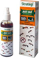 Herbal Strategi Ant Repellent Spray - 100ml