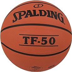 Spalding TF-50 Basketball Size-7 (Brick)