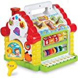 Webby Amazing Learning House - Baby Birthday Gift for 1 2 3 Year Old Boy Girl Child
