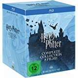 Harry Potter Collection [Alemania] [Blu-ray]