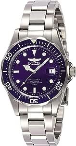 Invicta 9204 Pro Diver Orologio da Unisex acciaio inossidabile Quarzo quadrante blu