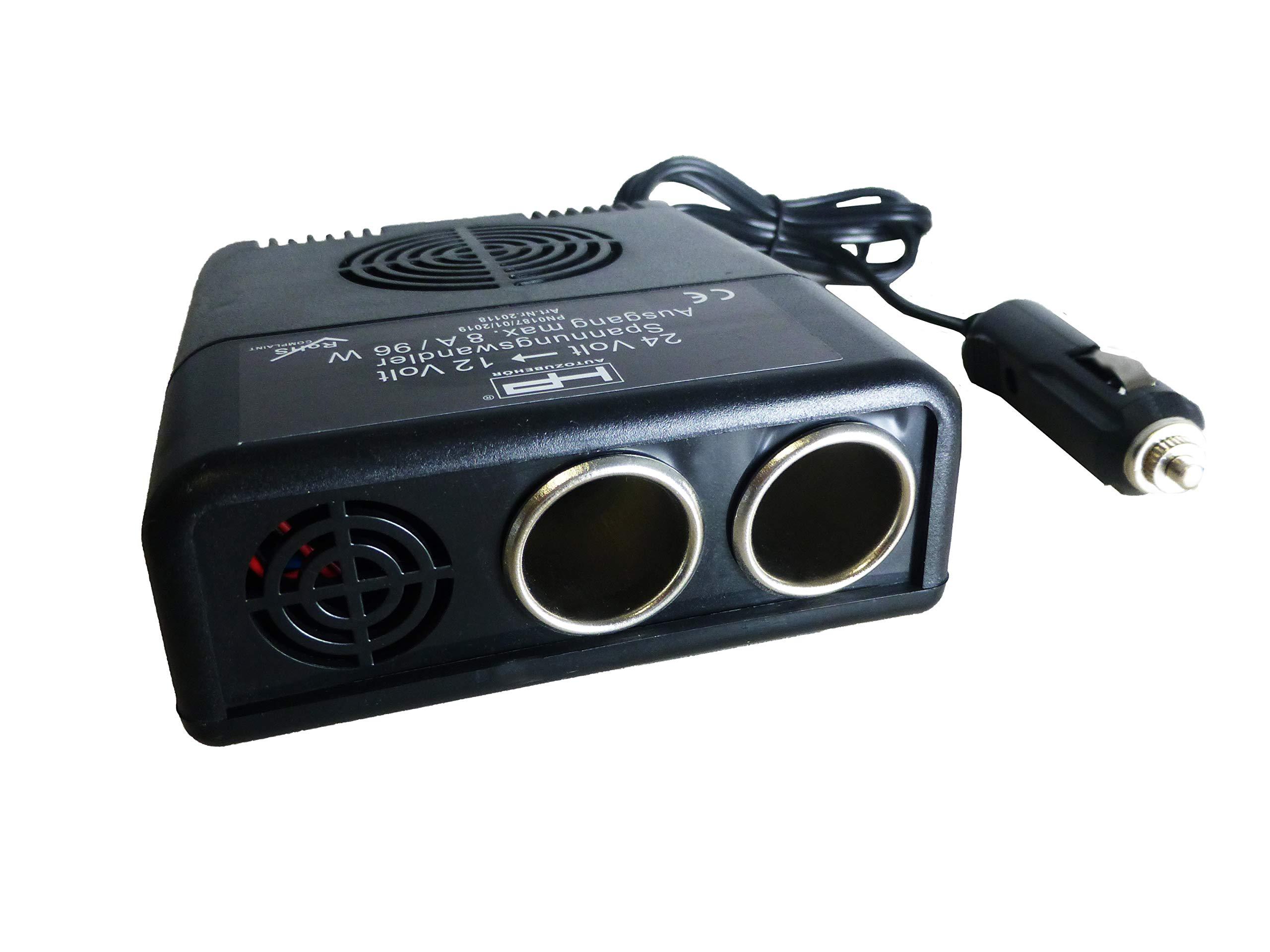 HP-Autozubehr-20118-Spannungswandler-24-12V
