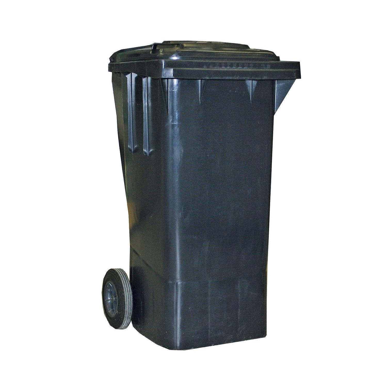 Brandneu Sulo Müllgrossbehälter Fahrbar 60 Ltr Grau: Amazon.de: Küche  OD05