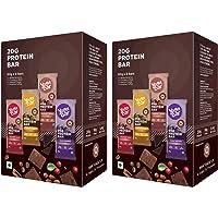 Yogabar 20 gram Protein Bar Variety Box - 6 x 60 g (Pack of 2)