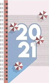 Rido Kalendereinlage Timing2 1Woche//2Seiten 2021