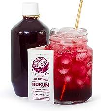 Keynote Kokum Syrup (Enhanced with Cumin/Jeera) 550 ml