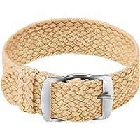 Ullchro Nylon Bracelet Montre Remplacer Haute Qualité Perlon Tissé Bracelet Montre NATO Homme Femme - 14, 16, 18, 20…