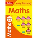 Maths Ages 3-5: Prepare for school with easy home learning (Collins Easy Learning Preschool)