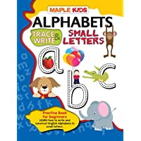 ABC Alphabet Writing Book - Small Letters (Practice)