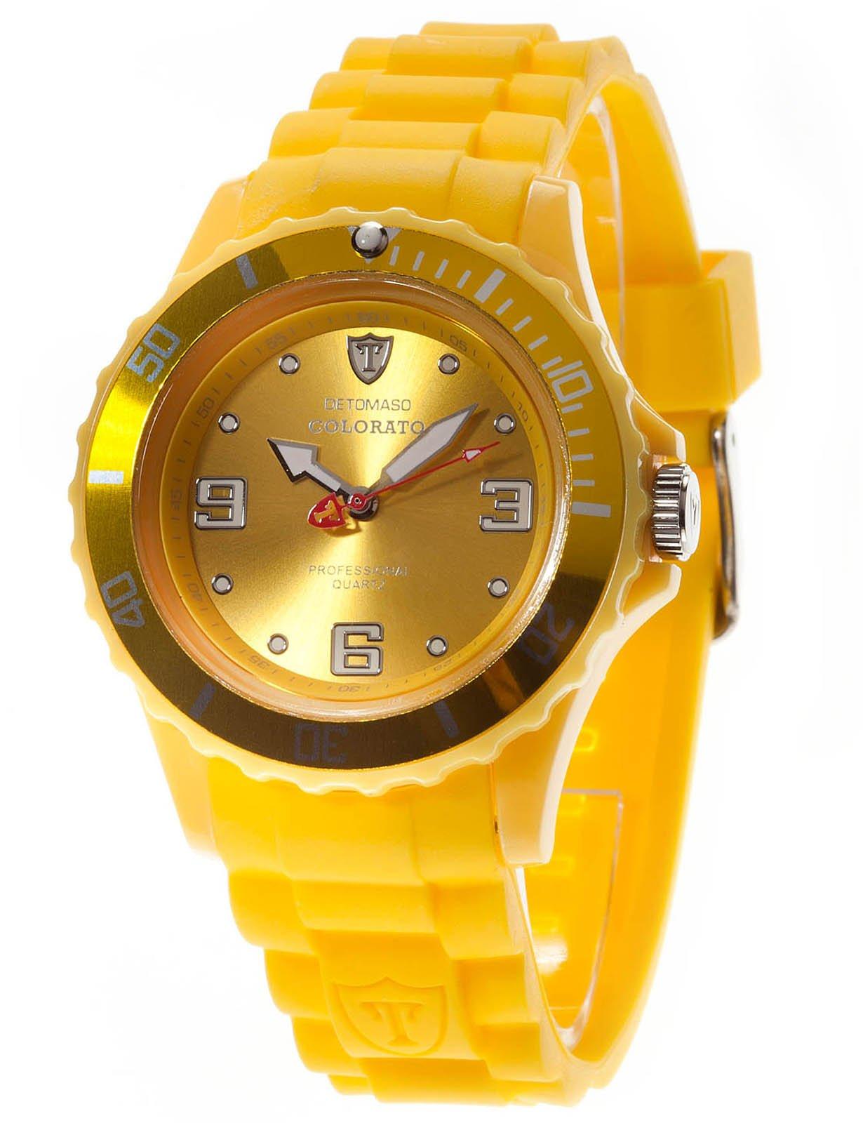 Detomaso DT3007-C – Reloj analógico de Cuarzo para Mujer con Correa