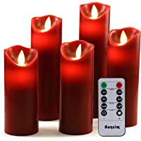 HANZIM LED Candles,Flameless Candles 5