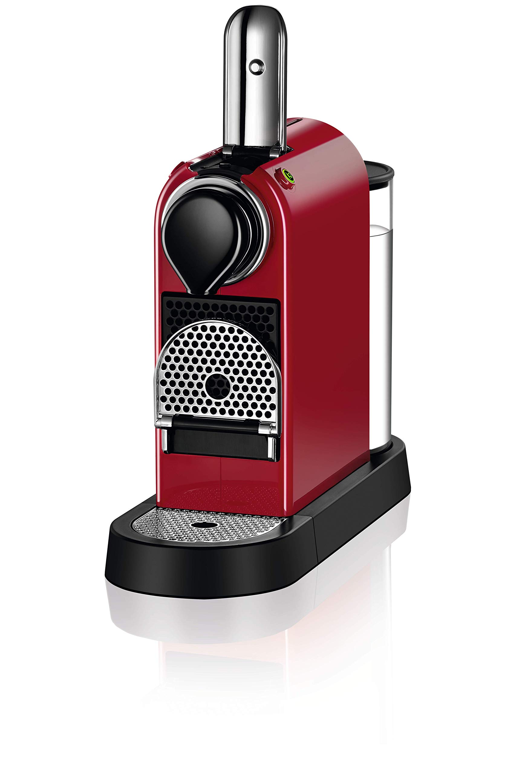 71XfGAf3yHL - NESPRESSO KRUPS Citiz XN741540 Pod Coffee Machine-Red