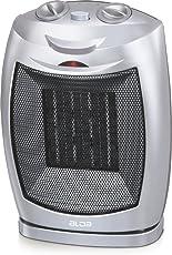 Alda SAA 713 PTC 1800-Watt Room Heater (Silver)