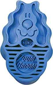 Kong Boysenberry Zoomgroom, Dog Brush