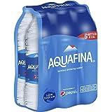Aquafina Bottled Drinking Water, 1.5 Liter x 6