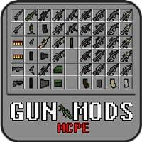 Gun Mod Launcher Master For PE