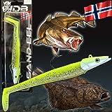 Snap Swivel Meereswirbel Norwegen Kugellager Wirbe Wild Devil Baits Giant Sea C