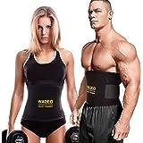 HK Fitnessgordel, instelbare taille-trimmer/buikweggordel/zweetgordel, buikgordel afslanken, buikgordel vet-wegriem, fitnessr