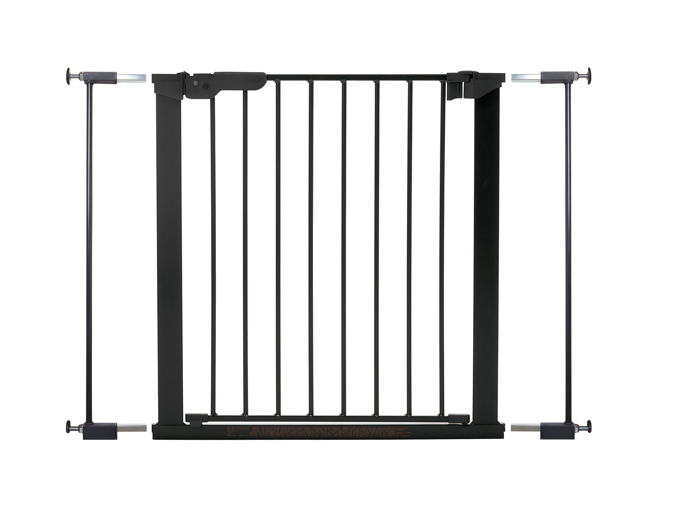 BabyDan Wide Pressure Gate (86-93.3 cm)  Wide Pressure Fit Safety Gate ideal for wider openings 86-93.3cm Fits straight from the box No Drilling or screwing required Pressure indicator shows when gate is correctly fitted 1