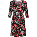 Emma & Giovanni - Vestidos Slim Fit Casual (Made In Italy) - Mujer