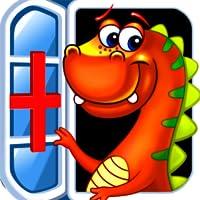 Dr. Dino! Bildungs Doktor-Spiele für Kinder