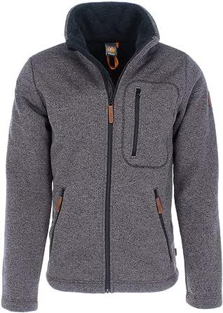 Schöffel Aberdeen2 Damen Fleecejacke Damen grau Jacke Outdoor Übergangsjacke