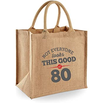 80th Birthday Keepsake Funny Gift Gifts For Women Novelty Ladies