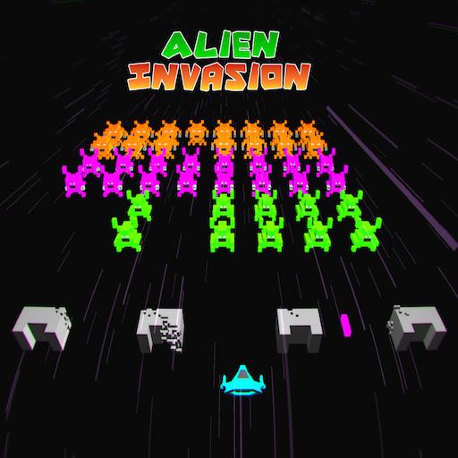 Alien Invasion Spiel