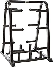 BODY SCULPTURE Not Coated Weights & Dumbbells Accessories 30 Kg - Black