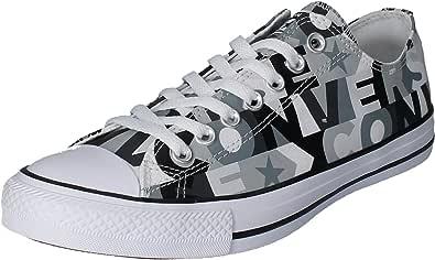 Converse - Ctas Ox 168714C - Black White