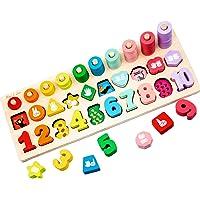 La PlayBoard - Max & Lea - Le jouet complet pour stimuler l'éveil et la motricité fine des enfants de 1 à 6 ans.