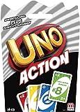 Mattel Spiele CKB12 - UNO Action, Kartenspiel