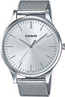 Casio - Montre Casio Collection Maille milanaise (ltp-e140d-7aef)
