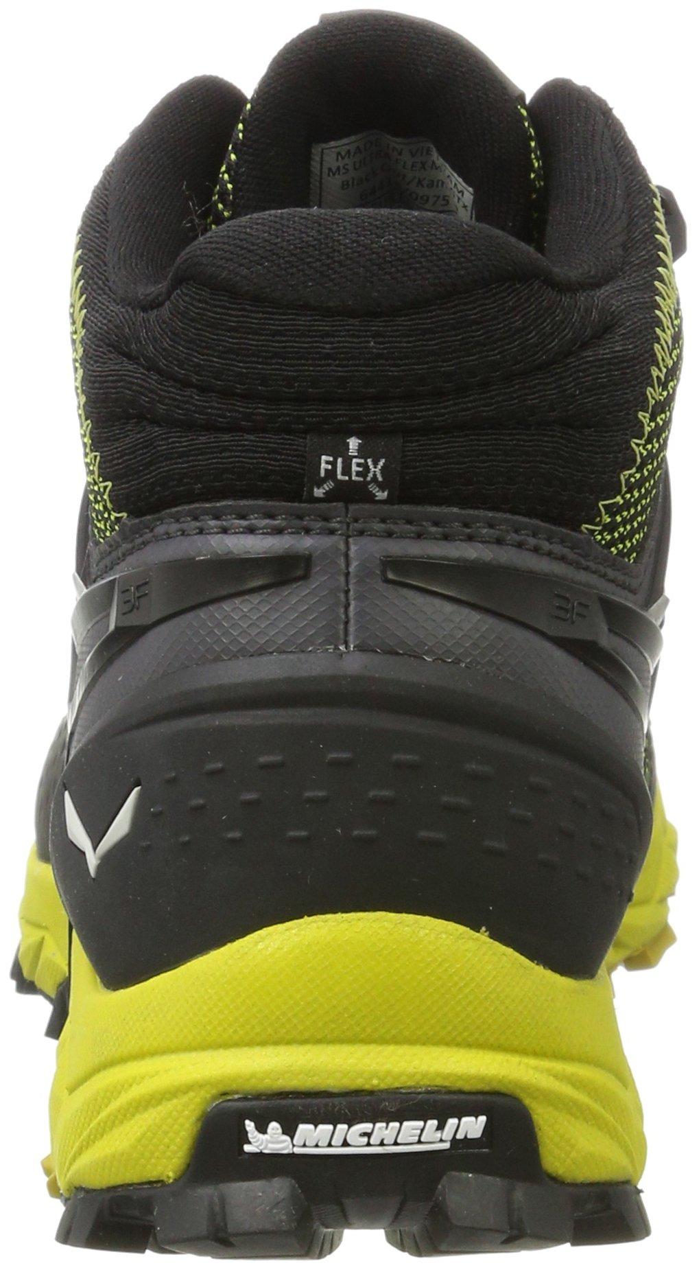 71XoqUY4xOL - Salewa Men's Ms Ultra Flex Mid GTX High Rise Hiking Boots