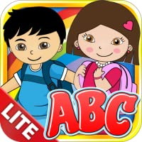 ABC Word-A-Licious Lite: baby reading flash cards and sight words game for toddlers and babies