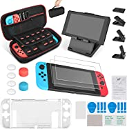 Keten Nintendo Switch Accessory, Nintendo Switch Zubehör Set 1
