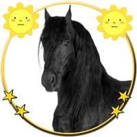 mein Baby liebt Pferde