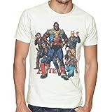 Mens The A-Team Retro Poster T-Shirt