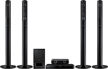 Samsung HT J5550K 5.1 Channel Blu-Ray Home Entertainment System (Black)