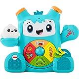 Fisher-Price- Rockit Baby Ritmo, Giocattolo Elettronico Educativo per Bambini dai 6 Mesi, con Musica e Suoni (Versione Italia
