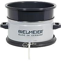Bielmeier 430000 BHG 430 Entsafter-Aufsatz Kunststoff/Emaille Grau Gesprenkelt/Schwarz