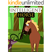 Intelligent horse   English story books for kids: Moral stories for kids