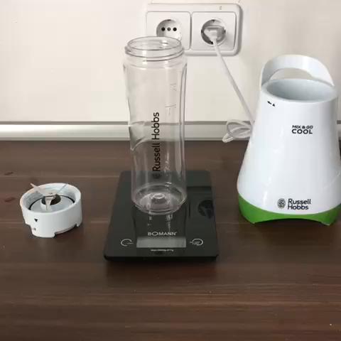 Amazon.es:Opiniones de clientes: Russell Hobbs 23470-56 Mix & Go - Mini batidora, 300 W, sin BPA