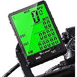 Fahrradcomputer, Fahrrad Kilometerzähler Tachometer für Mountain Road Reiten Zyklus Computer Wasserdicht Automatische Wake Up-Tracking Entfernung Avs Geschwindigkeit Zeit, Radfahren Zubehör (Wireless / Wired)