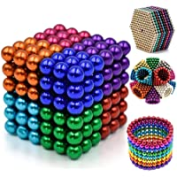 Forever Kidzz Multi Colored Balls for Home Office Decoration & Stress Relief Magnetic Board Toy Kids Round Stainless…